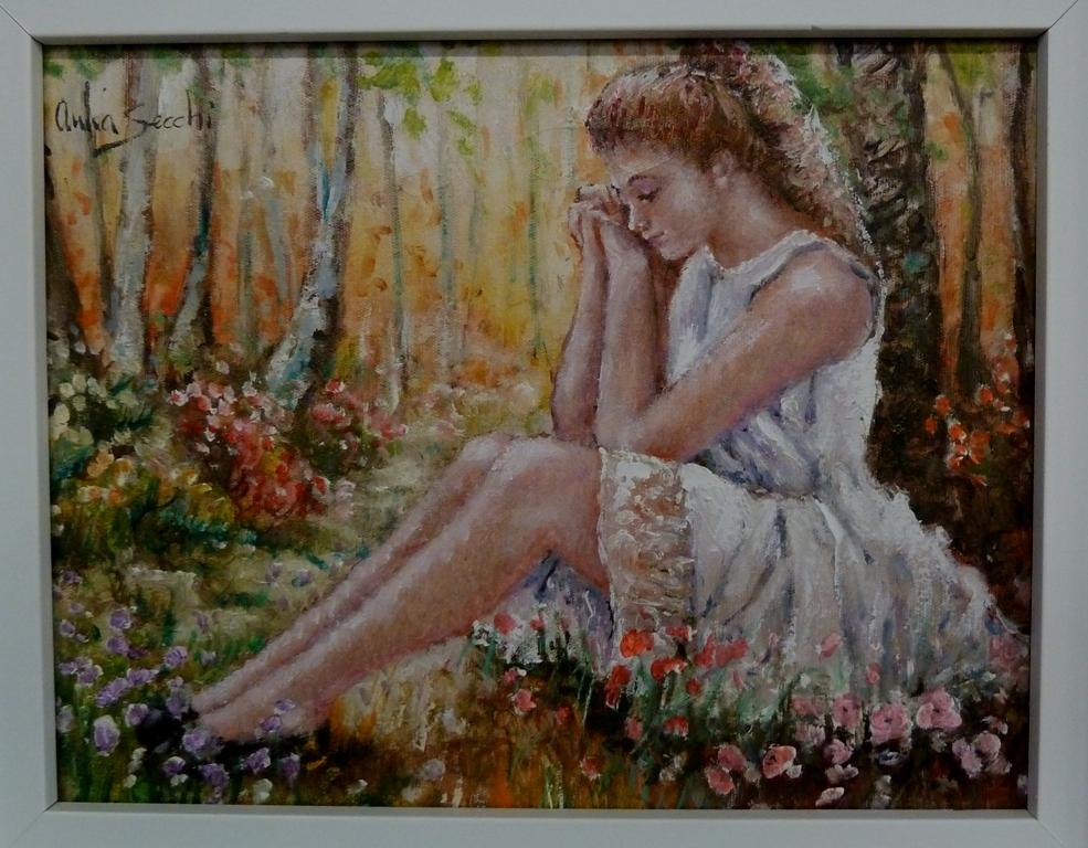 ANNA SECCHI 16 24X30